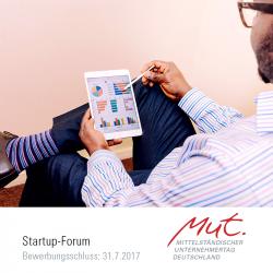 Startup Forum auf dem MUT