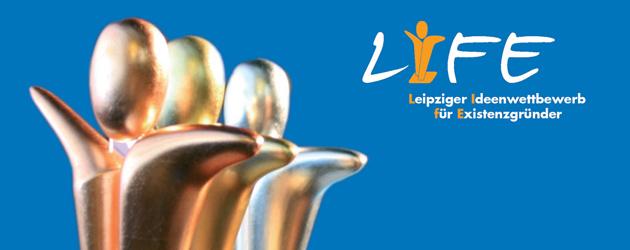 Logo LIFE Wettbewerb Leipzig